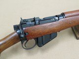 WW2 1942 Canadian Long Branch No.4 Mk.1* Enfield Rifle .303 British** All-Matching Original Example! ** SOLD