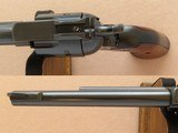 Ruger 3-Screw Old Model Blackhawk, Cal. 45 Long Colt, 7 1/2 Inch Barrel, 1970 Vintage, 1st Year Production - 4 of 15