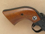 Ruger 3-Screw Old Model Blackhawk, Cal. 45 Long Colt, 7 1/2 Inch Barrel, 1970 Vintage, 1st Year Production - 6 of 15