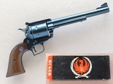 Ruger Super Blackhawk, Cal. .44 Magnum, 7 1/2 Inch Barrel, 1973 Vintage, 3-Screw Old Model SOLD