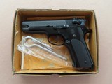 1976 Vintage Smith & Wesson Model 59 Pistol in 9mm w/ Original Box, Paperwork, & Tool Kit