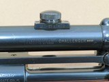 Super-Early Weatherby Pre-Mark V Rifle in .300 Weatherby Magnum w/ Period Lyman 4X Challenger Scope