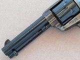 Colt Custom Shop Limited Edition SAA 44-40 Frontier Six Shooter 3rd Generation Black Powder Frame **ANIB MFG. 1993** - 6 of 25