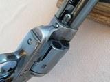 Colt Custom Shop Limited Edition SAA 44-40 Frontier Six Shooter 3rd Generation Black Powder Frame **ANIB MFG. 1993** - 20 of 25