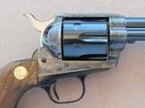 Colt Custom Shop Limited Edition SAA 44-40 Frontier Six Shooter 3rd Generation Black Powder Frame **ANIB MFG. 1993** - 9 of 25