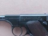 1928 Vintage 1st Series Colt Woodsman Target Model .22LR Pistol** Nice 1st Series Pistol ** - 25 of 25