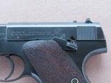 1928 Vintage 1st Series Colt Woodsman Target Model .22LR Pistol** Nice 1st Series Pistol ** - 3 of 25