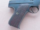 1928 Vintage 1st Series Colt Woodsman Target Model .22LR Pistol** Nice 1st Series Pistol ** - 6 of 25