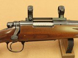 "1998 Remington Model 700 Classic Ltd. Edition in .17 Remington w/ Burris 1"" Rings & 1-Piece Base** Beautiful Rifle in Scarce Caliber! ** - 4 of 25"