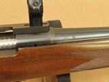 "1998 Remington Model 700 Classic Ltd. Edition in .17 Remington w/ Burris 1"" Rings & 1-Piece Base** Beautiful Rifle in Scarce Caliber! ** - 8 of 25"