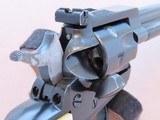1970 Vintage Old Model Ruger Super Single Six .22 Revolver** Un-Modified Original Old Model ** SOLD - 23 of 25