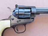 1970 Vintage Old Model Ruger Super Single Six .22 Revolver** Un-Modified Original Old Model ** SOLD - 9 of 25