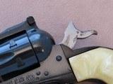 1970 Vintage Old Model Ruger Super Single Six .22 Revolver** Un-Modified Original Old Model ** SOLD - 25 of 25