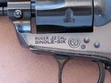 1970 Vintage Old Model Ruger Super Single Six .22 Revolver** Un-Modified Original Old Model ** SOLD - 6 of 25
