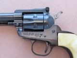 1970 Vintage Old Model Ruger Super Single Six .22 Revolver** Un-Modified Original Old Model ** SOLD - 4 of 25