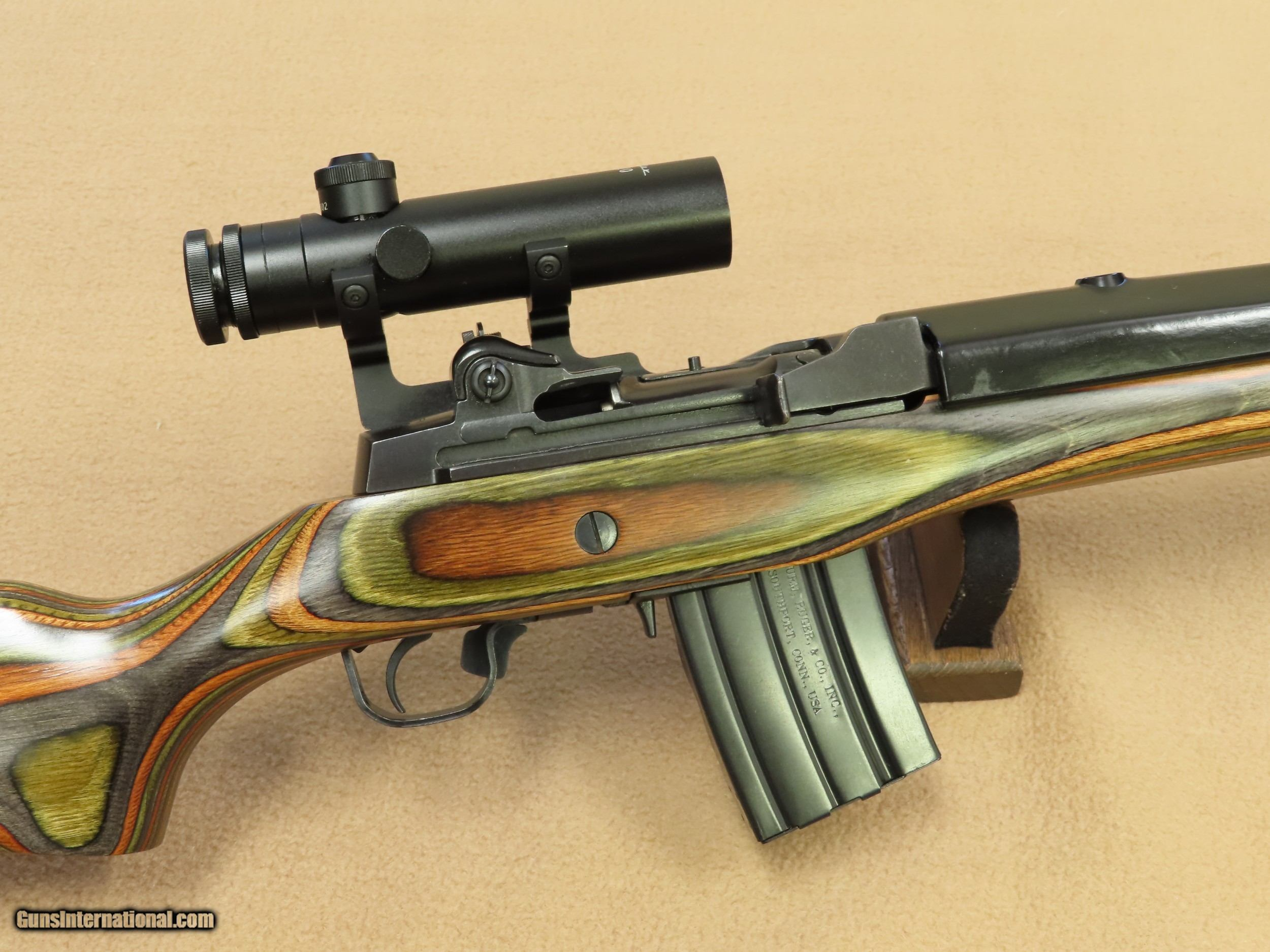 1987 Vintage Ruger Mini-14 w/ Factory Laminate Stock and