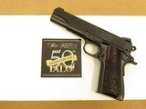Colt Ray Armand, Jr. Talo Distributor's 50th Anniversary 1911, One of 300, Cal. .45 ACP