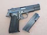 1970's Vintage French Military MAB Model PA-15 9mm Pistol w/ Extra Magazine