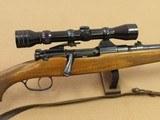 1956 Steyr Mannlicher Model 1952 Rifle in .270 Winchester w/ Vintage Redfield Accu-range 2-7X Scope** Beautiful & Classy All-Original Steyr ** SOLD