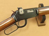 1972 Winchester Model 9422 Lever-Action .22 Rimfire Rifle with Lyman Receiver Sight** Beautiful 1st Year Production Gun! ** SOLD