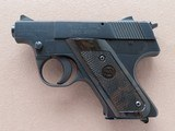 1971 Vintage Sterling Arms Corp. Model PPL .380 ACP Pocket Pistol** Unique & Scarce Pistol in Excellent Condition! ** REDUCED