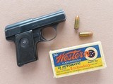 1934 Walther Model 9 Vest Pocket .25 ACP Pistol