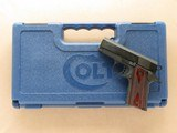 "Colt New Agent Lightweight 1911, ""100 Years of Service"" Stamp, Cal. .45 ACP"