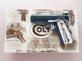 Customized 1993 Colt 1991A1 Compact Model .45 ACP Pistol w/ Original Boxes, Manuals, Hangtag, Etc.SOLD