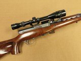 Vintage Custom Norinco SKS Sporter in 7.62x39 Caliber w/ 6-24X Scope
