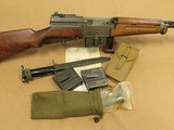 1961-1963 Vintage French MAS Model 49/56 Rifle in 7.62 NATO w/ Accessories, Extra Mags, Bayonet, Manual