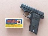 Vintage Liberty Model 1924 .25 ACP Automatic Pocket Pistol** Very Neat & Unique Pocket Pistol! **