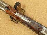 Beautiful 1894 Vintage Colt Model 1883 Double Barrel Hammerless 12 Ga. Shotgun** Spectacular Damacus Steel Barrels! ** - 22 of 25