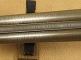 Beautiful 1894 Vintage Colt Model 1883 Double Barrel Hammerless 12 Ga. Shotgun** Spectacular Damacus Steel Barrels! ** - 16 of 25