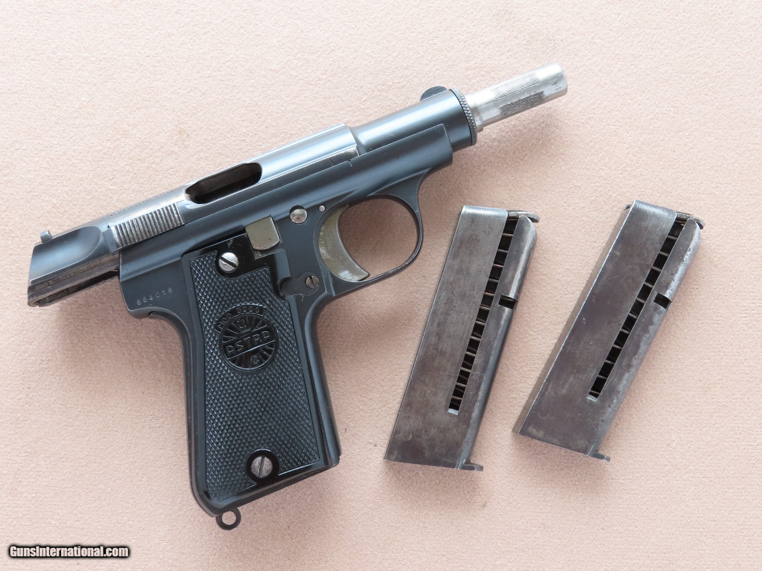 3000 FALCON Holster Boys Hand Gun Holster fits ASTRA 300