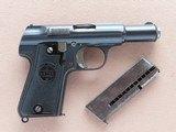 1950 Vintage Astra Model 3000 .32 ACP Pistol w/ Extra Factory Magazine** Scarce & Interesting Vintage Astra **