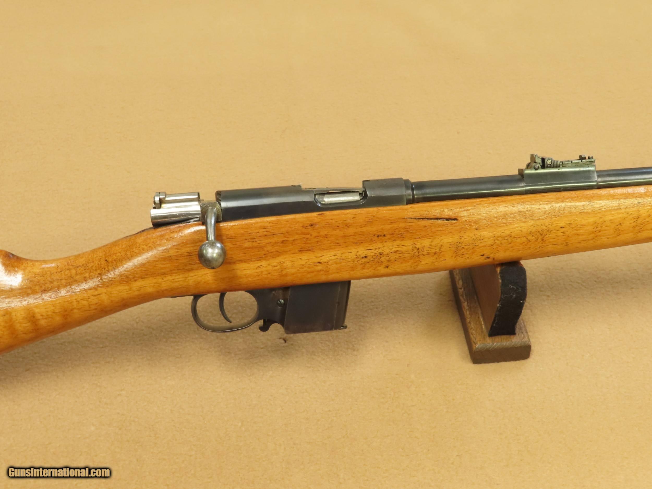 1950's Vintage Spanish Destroyer Carbine in 9mm Bergmann/Largo