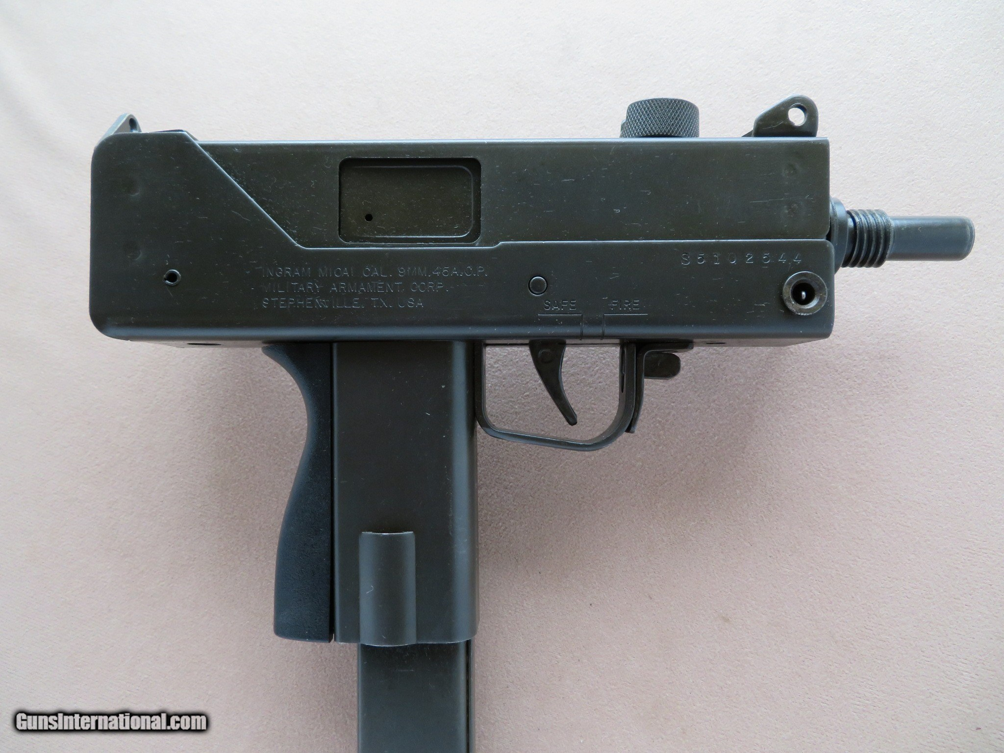 fully automatic mac 10 for sale
