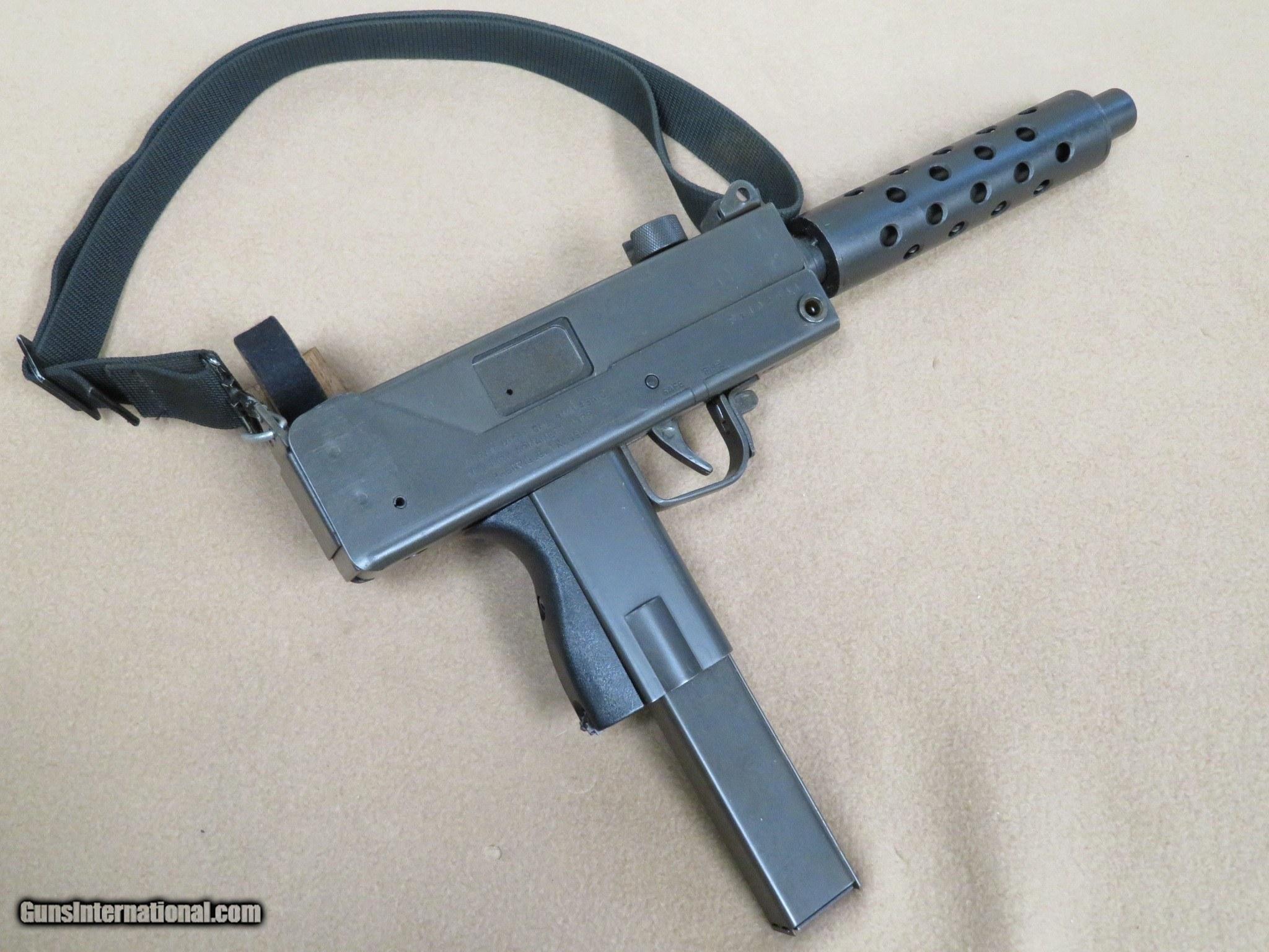 mac 10 machine gun value