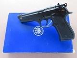 "2001 Beretta Model 92FS ""1 of 2001"" United We Stand 9/11 Commemorative 9mm Pistol w/ Box, Manuals** Unfired & Minty Condition **"