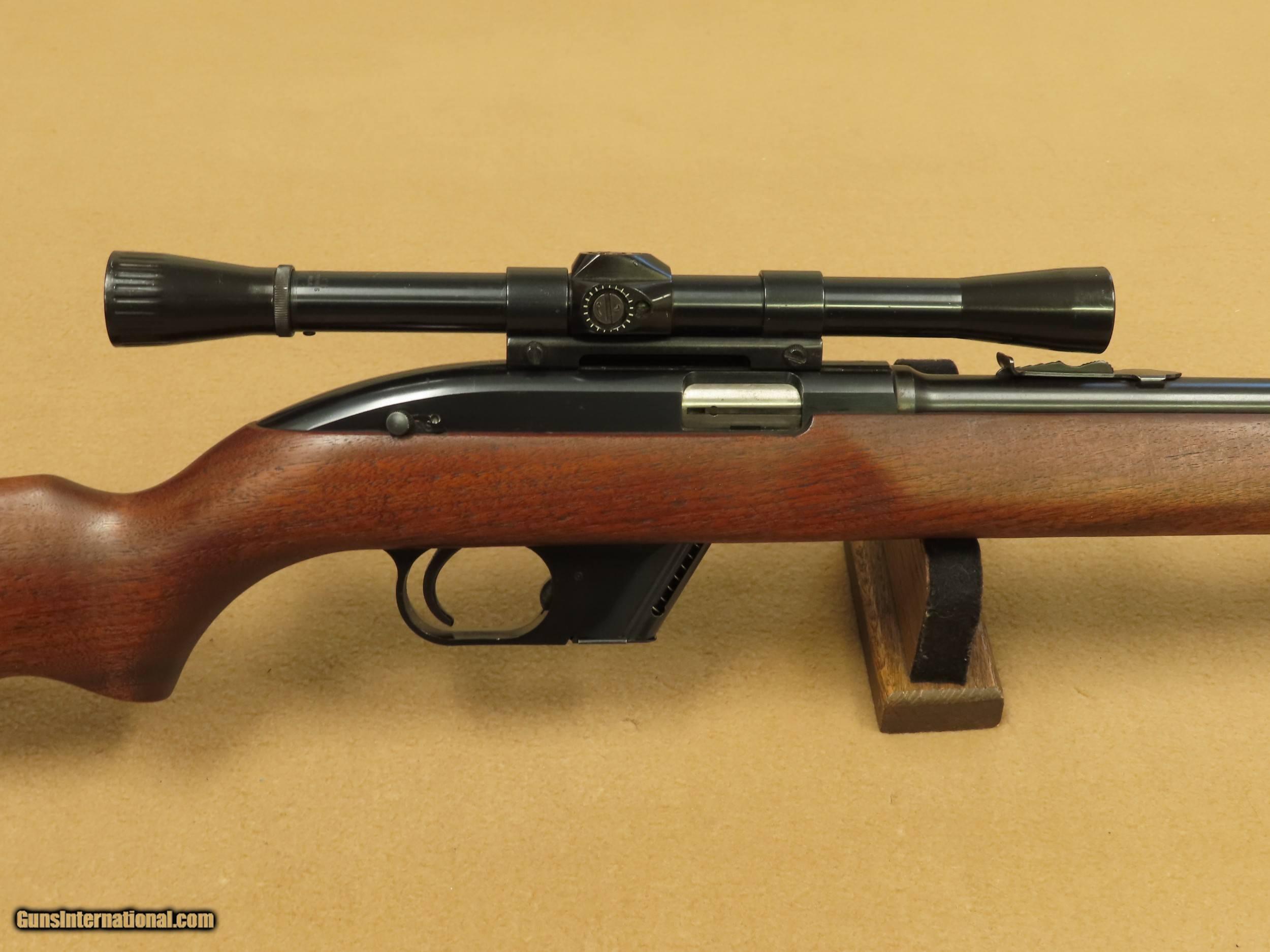 1950's Vintage Winchester Model 77 Semi-Auto  22 LR Rifle w/ Period