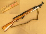 Russian SKS, Like New with Box & Accessories, Cal. 7.62 x 39 SOLD