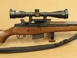 2003 Springfield Armory National Match M1A .308 Caliber Rifle w/ Sadlak Mount, Nikon Scope, 8 Mags, Case, Manuals, Etc.** Ready For Range! **