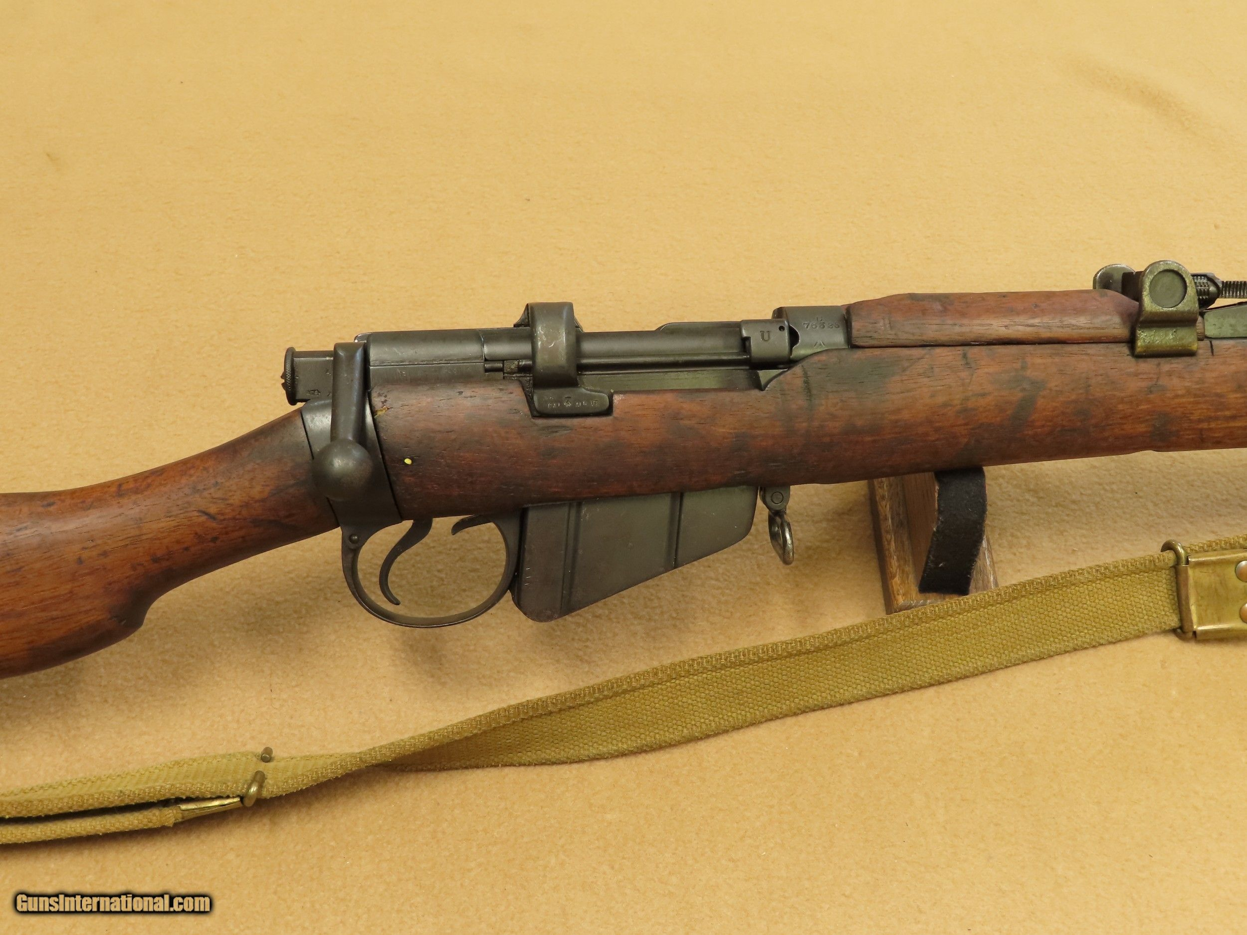 WW1 1916 B S A  Co  Enfield SMLE Mk III* in  303 British w