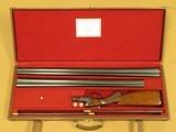 """Parker """" VH """" 12 Gauge Double, 2 Barrel Set, 1907 Vintage"""