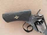 J.A. Scotcher Revolver, 9mm (.36 Caliber) Percussion, Presentation Cased - 8 of 13