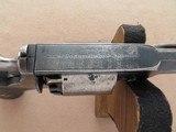 J.A. Scotcher Revolver, 9mm (.36 Caliber) Percussion, Presentation Cased - 6 of 13