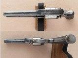 J.A. Scotcher Revolver, 9mm (.36 Caliber) Percussion, Presentation Cased - 5 of 13