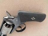 J.A. Scotcher Revolver, 9mm (.36 Caliber) Percussion, Presentation Cased - 7 of 13