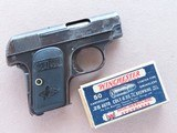 1909 Vintage Colt Model 1908 Vest Pocket Hammerless .25 ACP** Early 2nd Year Production ** SOLD