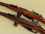 4 - World War 2 Izhevsk Mosin Nagant 91/30 Rifles in 7.62x54R Caliber** All-Matching Rifles, Various Years ** SOLD - 20 of 25